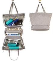 7fda79b2ec49 Travel Toiletry Bag Organizer Cosmetic Bag for Women Makeup or Men Shaving  Kits