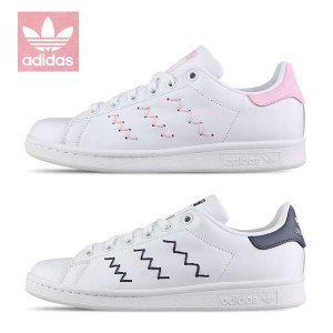 best cheap de4b8 874d7 Adidas Original Stan Smith zigzag Women sneakers 2type
