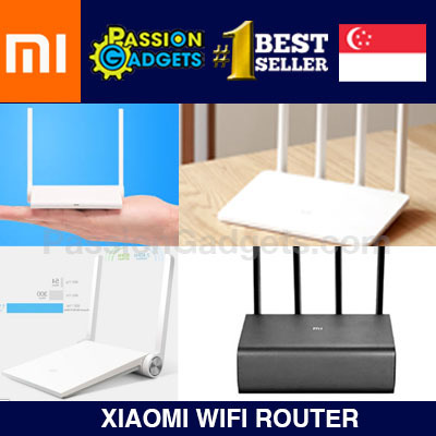 CHEAPEST! [SG SELLER] ☆AUTHENTIC☆Xiaomi Router HD/Pro Mini Fastest speed -  Flash