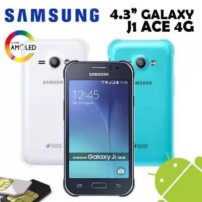 SAMSUNG J1 Ace 4G 43 Inch Local Set 1 Year Warranty By