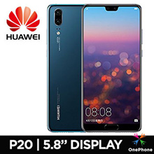 Huawei P20 5.8in / 4GB RAM / 128GB ROM / Smartphone / Local Set with 2 Years Warranty