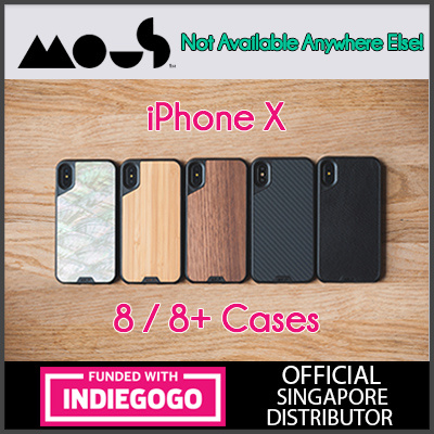huge discount f4bde 4e26f MOUSClearance Sales! iPhone X / 8 / 7 / 6S / 6 | iPhone 8+ / 7+ / 6S+ / 6+  Cases by MOUS 100% Authentic