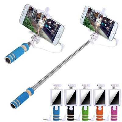 1PC Handheld Self-Pole Tripod Monopod Stick For Smartphone phonemol