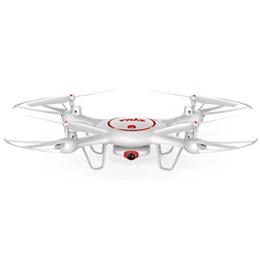 SYMA RC無人機 X5UC  / 2.4G / 四軸飛行器 / 6軸陀螺儀  / 200萬畫素高清固定式摄像頭
