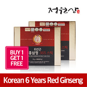 ★1+1 event★Korean 6 Years Red ginseng Extract 365 Stick/improving immunity