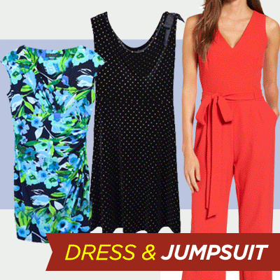 New Collection Branded Women Midi Dress and Jumpsuit Deals for only Rp90.000 instead of Rp90.000