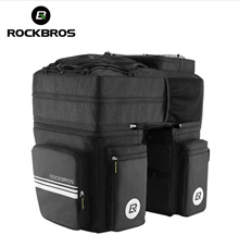 Bicycle bag cycling bag bicycle pannier rear seat trunk storage bag bicycle accessories