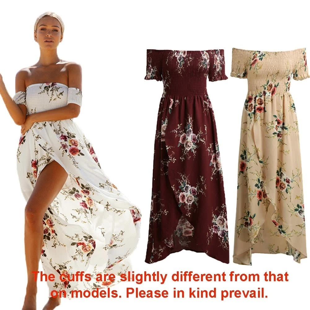 a571224d2fe Sexy Dance - Lapel V Neck Button Shirt Dresses for Women Maxi .