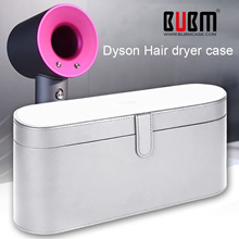 BUBM Dyson Supersonic Hair Dryer Hard CaseMagnetic Flip Anti-scratch Organizer Travel Gift Case