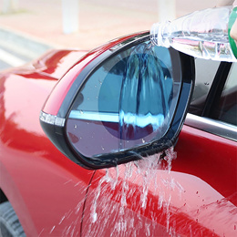 ★SG BEST QUALITY★Local stock Anti RAIN SMOG Car Rear view mirror Nano Film