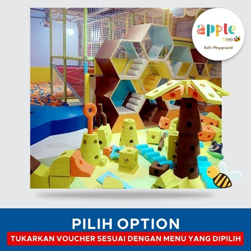 [OTHERS] APPLE BEE/ Up To 30% off Tiket Masuk APPLE BEE/ Weekday/ Weekend/ Taman Anggrek Deals for only Rp80.000 instead of Rp80.000