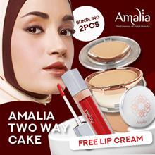 Buy 1Get 1 Amalia Two Way Cake Free Lip Cream marrakech