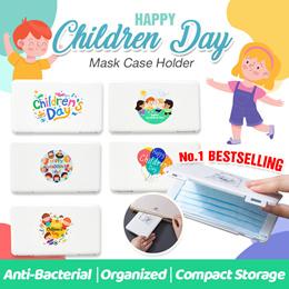 🔥Childrens designs🔥 Mask Case  Mask Holder Mask cover Face mask Storage Bo