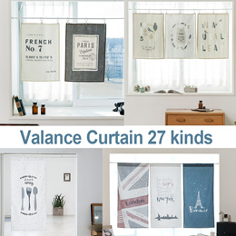Nordic Style Window Shade Curtain/Valance Sunshade/Roman Fabric★Door Curtain Wall Deco/Pannel Pannels/Solid Natural DESIGN/Homewarming/Home Deco/Kids Room/Kitchen/Dining room