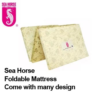 Authentic Sea Horse Foldable Mattress Deals for only S$69 instead of S$0