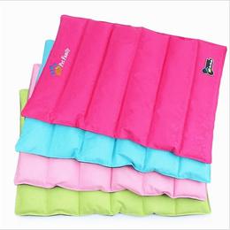 Dog Teddy bear pads pet cool pad dog mat radiating mat small dog cooling mat bites waterproof