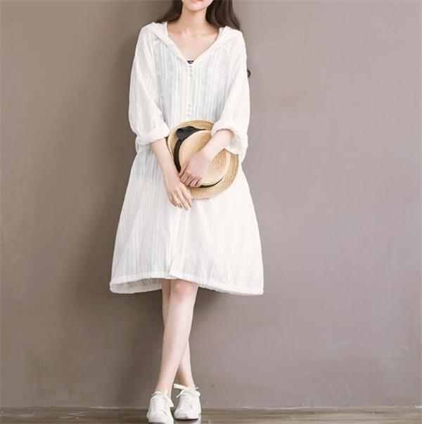 レディースワンピース 大きいサイズ さわやか プリント ファッション ハイセンス 着心地いい おしゃれ 夏 セール★ レディースワンピース