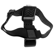 GoPro Accessories High Quality Adjustable Camera Head Strap Mount For GoPro Hero3+ Go Pro 2 3  Hero HD Hero2 Headstrap