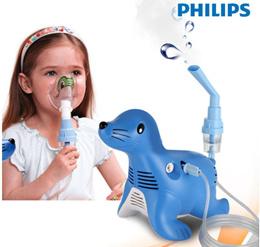 Philips Nebulizer Sami the seal Nebulizer PEDIATRIC COMPRESSOR New