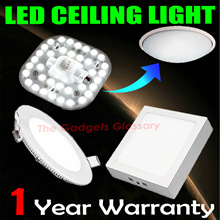 【1 YEAR WARRANTY | FREE SHIPPING】LED Ceiling Light★Fluorescent Lamp Replacement★80% Energy Saving★SG