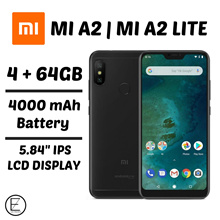 XIAOMI MI A2 LITE l A2 ORIGINAL BUILT-IN GLOBAL ROM / EXPORT SET / 1-MONTH LOCAL SELLER WARRANTY