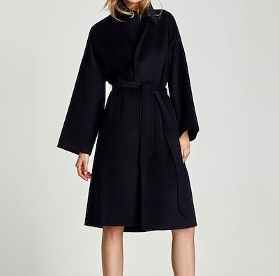 手作りウールで長めツイードコートシャツの手作りウールで長めツイードコート ダッフルコート ラシャコート ヴィンテージ調 ロングコート 高品質