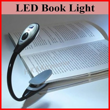 【Special OFFER】 LED Book Light Clip On Reading Travel Magazines Newspaper Kindle Study Reading