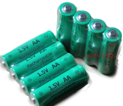 Rechargeable Alkaline Batteries >> 8pcs Lot Aa 3000mah Znmn 1 5v Aa Rechargeable Alkaline Battery Cell Zn Mn Batteries Replace For 1 2
