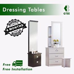 FURNITURE SALE#DRESSING TABLE LOWEST PRICE!!! FREE DELIVERY AND INSTALLATION