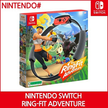 [Ready Stock] Nintendo Switch Ring Fit Adventure