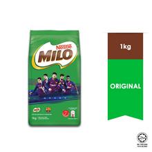 NESTLE MILO ACTIV-GO CHOCOLATE MALT POWDER Softpack 1kg - Barcelona