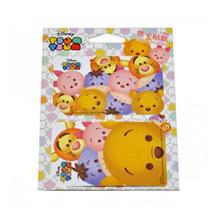 Disney Tsum Tsum 2s Card Sticker - Winnie The Pooh