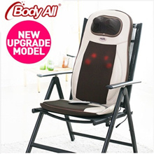 [Body All] height adjustable massage chair Body All on-column feature / 5 adjustable chair / Body Al