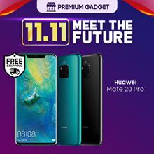 Huawei Mate 20 Pro/Mate 20X/Mate 20 6GB RAM+128GB ROM (Huawei Malaysia Warranty)