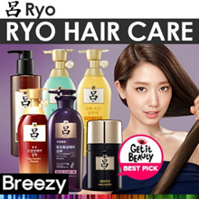 BREEZY★ [RYO] Hit Item Collection / Korean No.1 Hair Care Brand / Jayang / Hambit / Heuk-un / Cheon