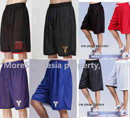 964bc435d79a James Curry Kobe Jordan Basketball Double Sided Basketball Short pants ~  one piece two colors