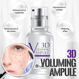 [W.Lab] 3D Volume Ampoule! Lifting+Voluming+Filling