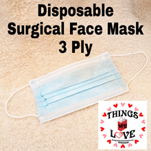 1 Pc Disposable Surgical Face Mask 3 Ply