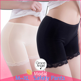 NEW ARRIVAL Modal Cotton Safety Shorts Panty*Comfortable*Pants*Underwear Panties*Plus Size*Elastic