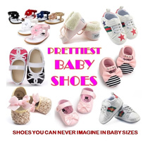 [ORTE] PRETTIEST BABY SHOES SALES ★Good Quality★Wide Range Designs★Free Delivery