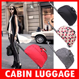 2 Wheels Travel Suitcase/ Cabin Luggage/Bag/Suitcase / Cabin trolley bag/ Foldable trolley bag