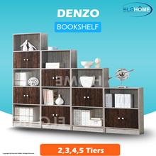 【DENZO】Bookshelves 3 tier 4 tier 5 tier 6 tier/Storage/Bookshelf/Organizer/Book Rack/Cabinet