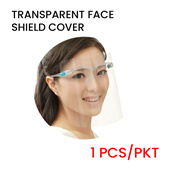 Transparent Face Shield Cover