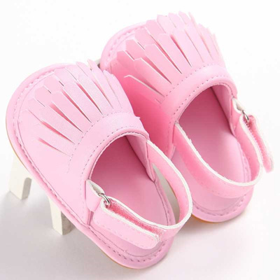 9428cdc46e Baby Sandals Newborn Baby Girl Sandals Summer Baby Shoes Casual Fashion  Sandals For Girls PU Baby
