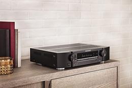Marantz NR1510 UHD AV Receiver Slim 5.2 ChHome Theater Amplifier Dolby TrueHD FREE PORTABLE SPEAKER