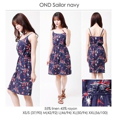 OND Sailor Navy