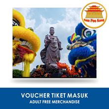 [ACTIVITY] Sam Poo kong Voucher Tiket Masuk Adult Free Merchandise