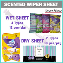 ★Good quality Floor wipes★Wet and Dry Wipes  ★ Fragrant★Scented