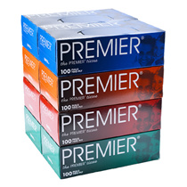 Premier Tissue 100s x 4 Two Ply Pulls (Bundle Offer)  KL ONLY