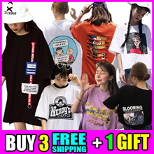 ★2018 New Arrivals★Korean Style T-shirt * Free shipping★Buy 3 Get 1 Free ★Unique Design and Logo